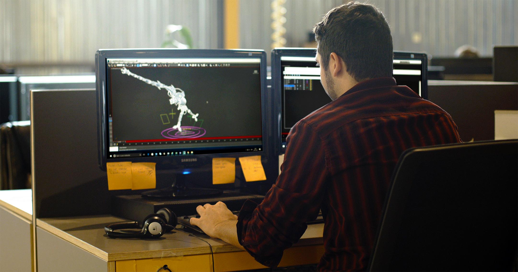 3D Artist, Modeler