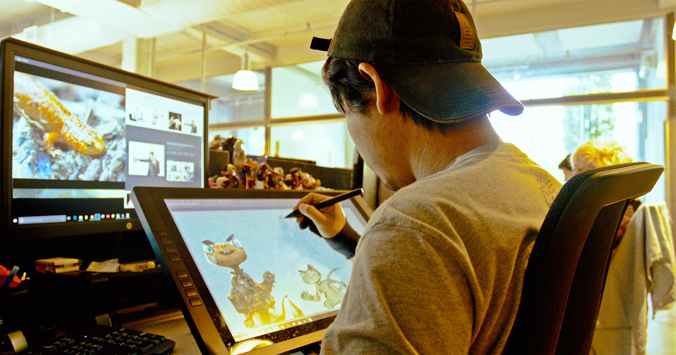 3D Artist, Character Artist