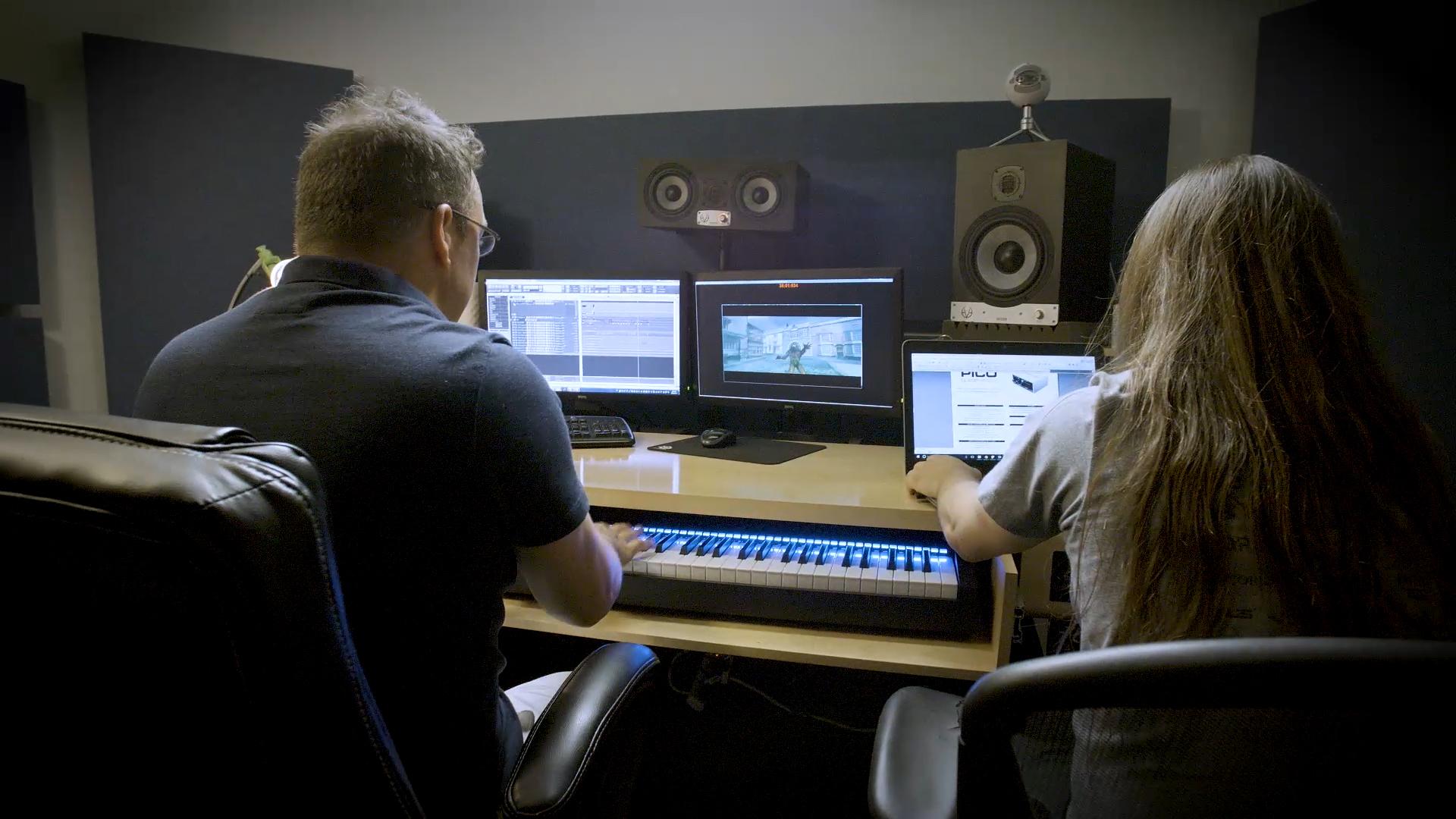 Junior composer/sound designer