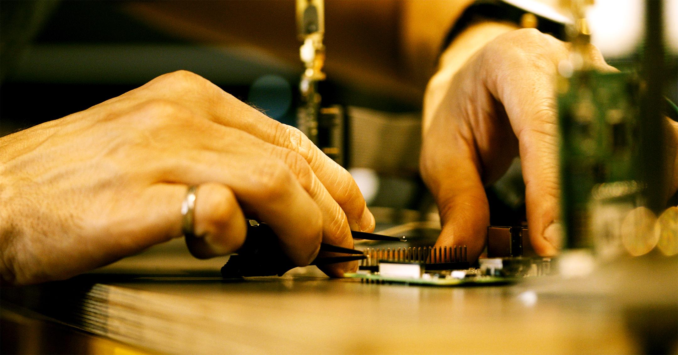 Assembleur / Assembleuse (électro)