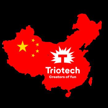 Bureau en Chine