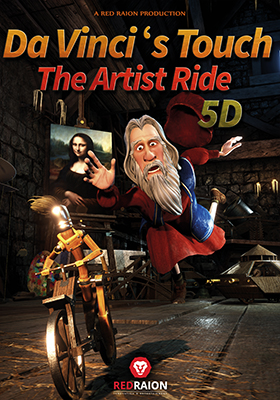 Da Vinci's Touch 5D