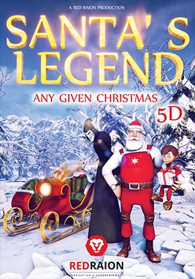 Santa's Legend 5D