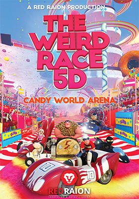 The Weird Race 5D