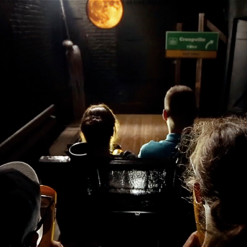 Premiers projets d'Interactive Dark Ride