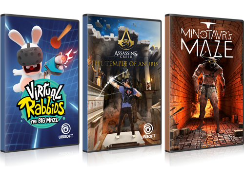 A growing selection of games and IP licenses coming soon!