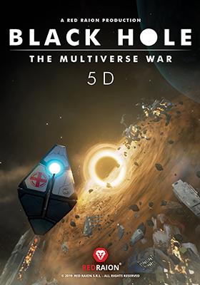 BlackHole -The Multiverse War - 5D