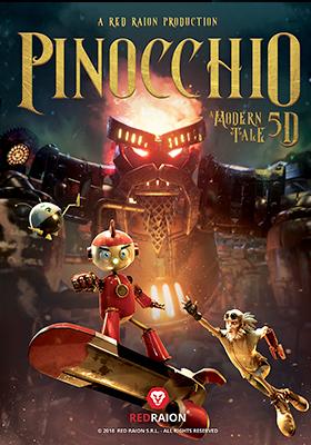Pinocchio - A Modern Tale 5D