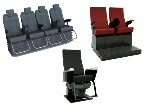 MOTION SEATS
