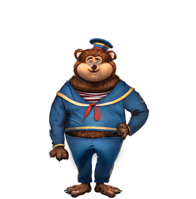 Knott's Bear-y Tales - Return to the fair